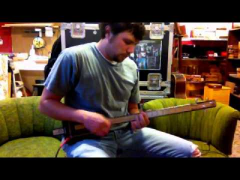 Nickel CBG Demo - He Said, She Said  by Clever Folk