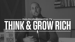 Think and Grow Rich<br>by Napoleon Hill