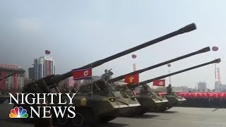 NBC News Exclusive: A Look At Taiwan's Military Drills As China Looms | NBC Nightly News