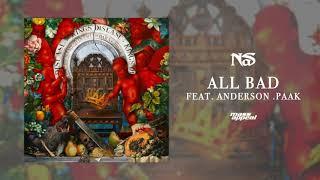 Musik-Video-Miniaturansicht zu All Bad Songtext von Nas