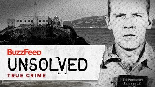 The Incredible Alcatraz Prison Break