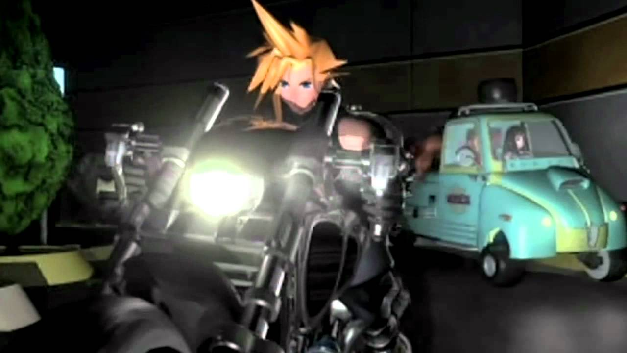 Final Fantasy VII Is Coming To PC Again