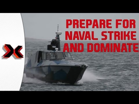 Prepare for Naval Strike - How to dominate with the Attack Boat and RHIB
