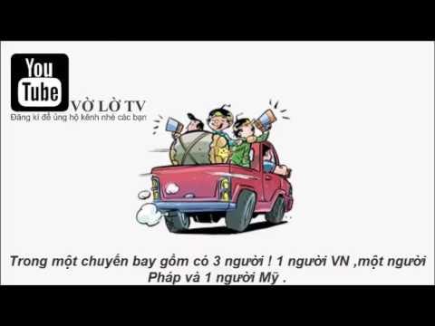 Truyện cười  3 Nước | Việt Nam Vô Đối 2017 ( Hay)