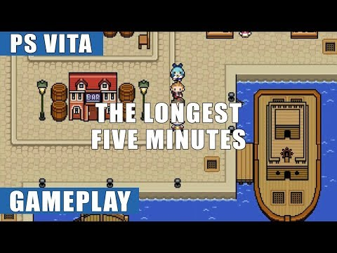 The Longest Five Minutes PS Vita Gameplay