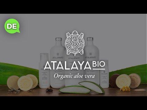 ATALAYA BIO: Der natürlichste Bio Aloe Vera Saft (Nahrungsergänzungsmittel)