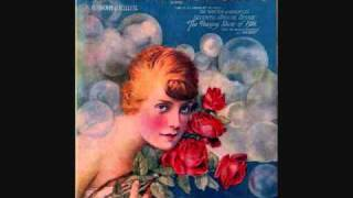 Ben Selvin's Novelty Orchestra - I'm Forever Blowing Bubbles (1919)