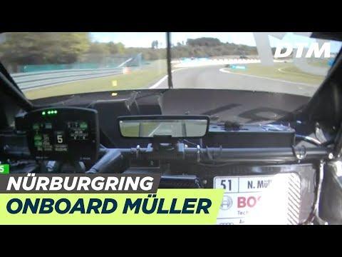 DTM Nürburgring 2019 - Nico Müller (Audi RS 5 DTM) - RE-LIVE Onboard (Race 2)