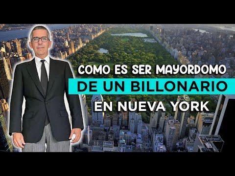 La Vida De Un Mayordomo En Nueva York