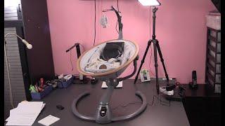 Maxi-Cosi Cassia Babywippe - Elektrische Babyschaukel für neugeborene - TEST