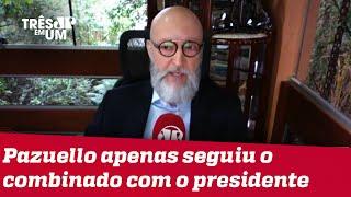 Josias de Souza: Bolsonaro soou ilógico, contraditório e inconsequente ao desautorizar Pazuello