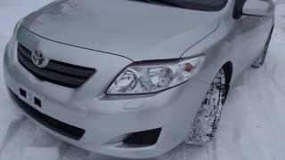 Тойота королла Трёхдневный кузовной ремонт за 20 мин