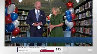 Joe Biden officially selected as the Democratic nominee
