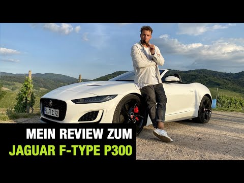 "2020 Jaguar F-Type Cabrio P300 ""First Edition"" (300 PS) Fahrbericht 