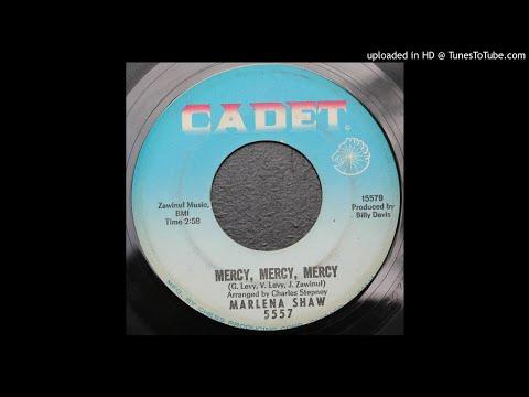 Marlena Shaw - Mercy, Mercy, Mercy - 1967 Soul Music