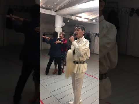 Первое выступление якутского певца Сиэйэ уола после освобождения