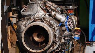 Inbetriebnahme der Turbine 9I56 im Automatikbetrieb