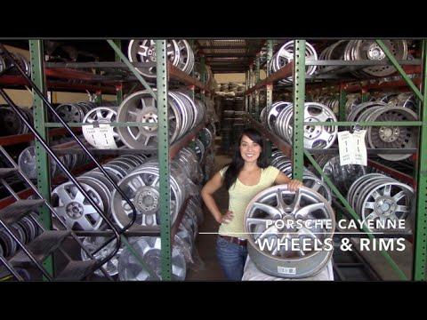 Factory Original Porsche Cayenne Rims & OEM Porsche Cayenne Wheels – OriginalWheel.com