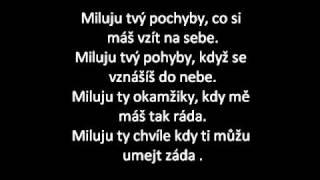 Leoš Mareš - Miluju + text