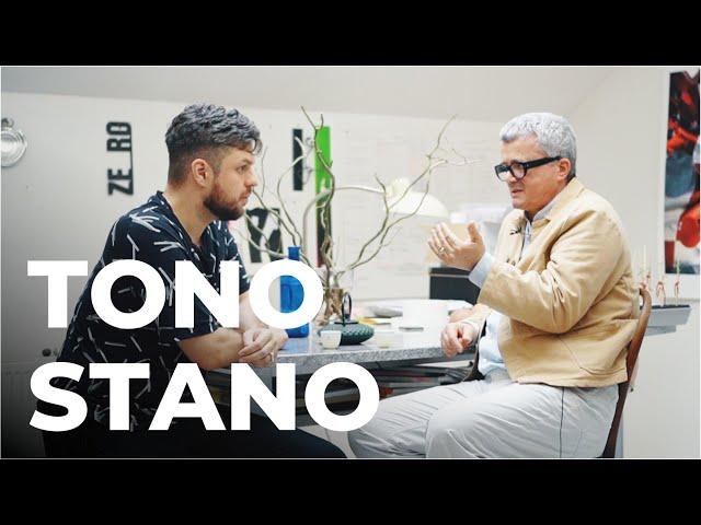 DEEP TALKS 28: Tono Stano - Světoznámý fotograf žijící v Praze