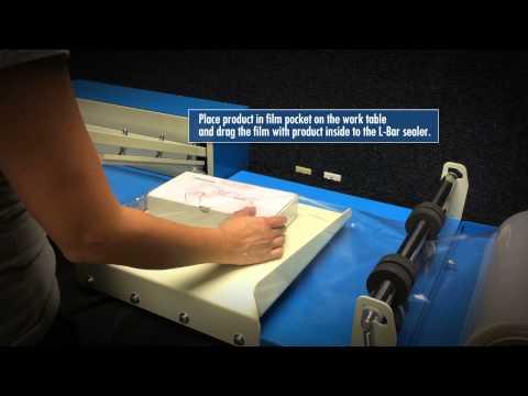 Sealer Sales YC-Series L Bar Sealers for Shrink Wrapping YC-Series Table-Top L-Bar Sealer