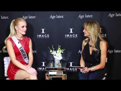 Miss Universe 2015 - Miss Sweden