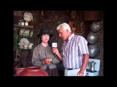 Interesante entrevista sobre las alfareras de la zona de Arguayo en Santiago del Teide