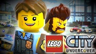 GTA 5 V LEGO SVĚTĚ? -  Lego City Undercover!