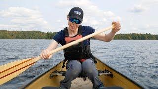 FAR NORTH ALGONQUIN CANOE TRIP - DAY 6 - CANOE HYPERLAPSES! (4K)