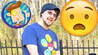 BLOWING UP OUR BACKYARD w/ GAS EXPERIMENT 🔥 Cutting Open STRESS BALLS TROLLS TOYS SLIME FUNnel Visi