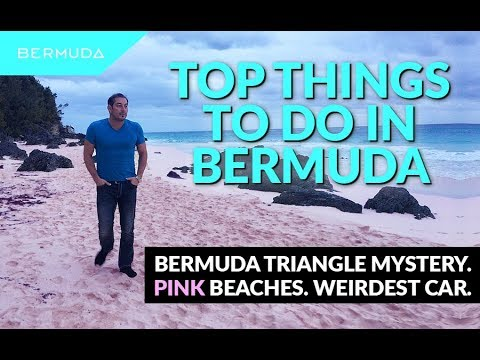 Travel by Dart: BERMUDA [EP. 5] - The Truth Behind Bermuda Triangle Mystery
