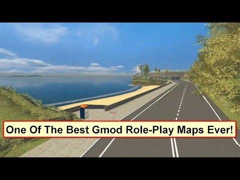 Garry's Mod - City RP Tutorial: Map - игровое видео смотреть