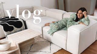 UNSER NEUES SOFA IST DA!   Weekly Vlog   madametamtam