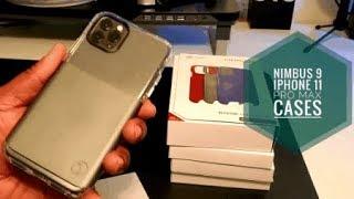 iPhone 11 Pro Max | Nimbus 9 Ghost Pro 2 & Cirrus 2 Cases