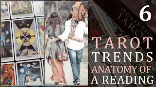 Holistic Tarot Companion Course: 06 Cards & Spreads