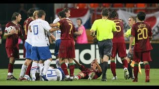 "Portugal - Netherlands (2006 World Cup) ""Battle Of Nuremberg"""
