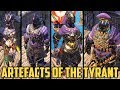 Divinity: The Original Sin 2 Artefacts Of The Tyrant al