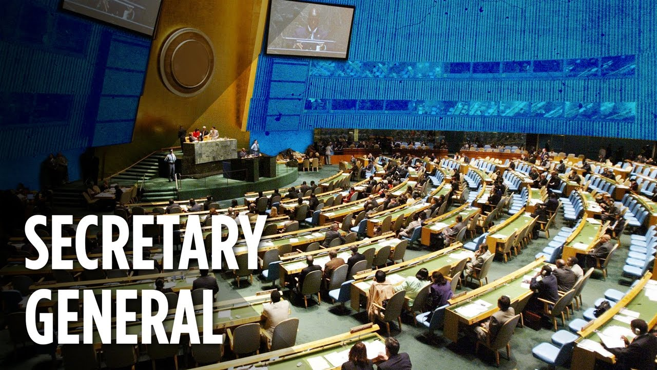 What Does The UN Secretary-General Actually Do? thumbnail