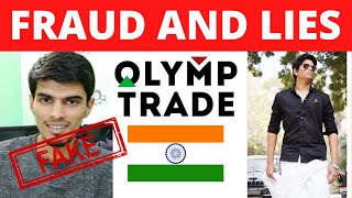 Olymp Trade, IQ options is Fraud with PROOF in Tamil | Youtuber's Lies Exposed | Budget Gamer Tamil