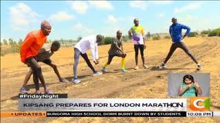 Wilson Kipsang Intensifies Training Ahead Of 2019 London Marathon