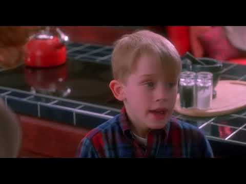 Home Alone (1990) Look What You Did, You Little Jerk