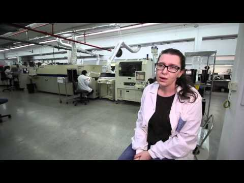 eco-DUO supports in a fight against cancer: In this video Orly Becker, Chief Technology Leader at A.L Electronics, introduces the process and with this the success story oft he preeflow dispenser (made by ViscoTec): A two-component adhesive is applied with the eco-DUO to seal electrodes in a fully-automated process. The finished end products in which the electrodes will be incorporated are used in cancer therapies.