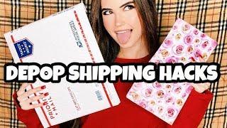Depop Shipping Secrets + Packaging Tips!