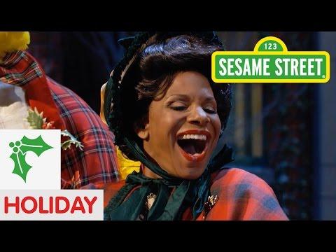 Sesame Street: Deck the Halls with Elmo and Audra McDonald
