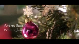 Andrea Bocelli   White Christmas