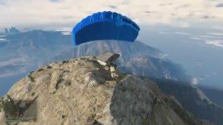Hai anh em chơi GTA 5 #9 - Lên máy bay nhảy dù