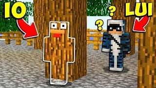 NASCONDINO NELLA NOSTRA VANILLA! - Minecraft ITA