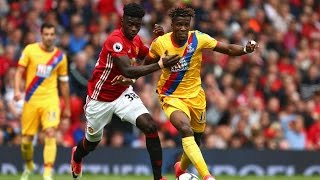 Man United's youngsters take down Crystal Palace