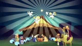 'Retooning' The Nativity  Final