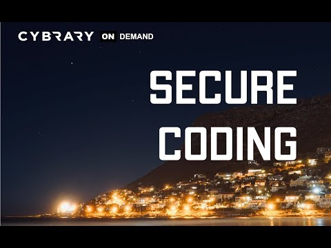 Secure Coding Training Course (Lesson 1 of 5) | Introduction ...